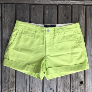 ☀️3/$25 Polo by Ralph Lauren Hi-Rise Cotton Shorts